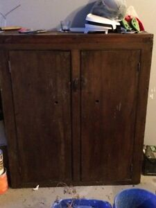 Rustic old jam cabinet  London Ontario image 1