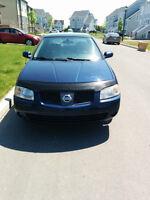 2006 Nissan Sentra 1.8L (négociable)