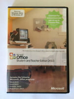 Microsoft Office-Student and Teacher Edition 2003
