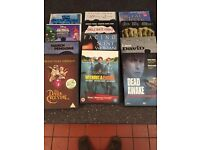 28 various DVDs