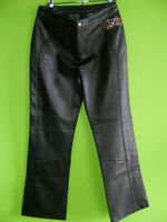 Ladies Harley-Davidson - Leather Pants - Size 10 at RE-GEAR