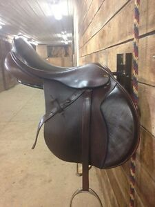 17 Black Country CC Saddle
