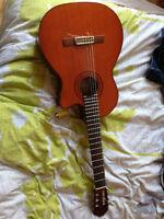 Guitare électro-classique WASHBURN C64SCE - Très bon état