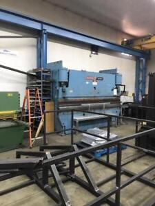 NIAGARA Hydraulic (CNC) Press Brake