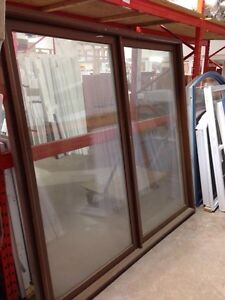 Large 2 section window for sale