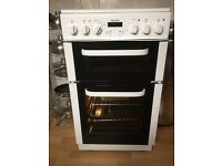 Bush Electric Cooker - Slimline 50 cm wide