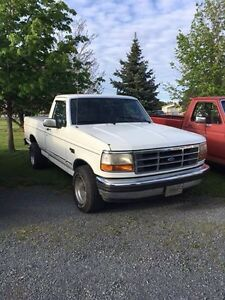 1992 Ford F-150 2wd RUST FREE