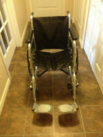 Wheel Chair - Collapsible
