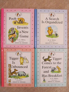 THE ORIGINAL POOH TREASURY 1992 – (8 Books) # 2
