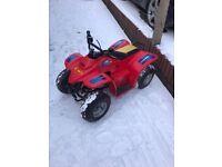 quadzilla smc buzz 50cc quad