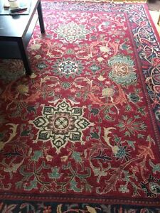 ORIENTAL DESIGN CARPET - LARGE