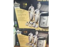2 Tommee Tippee Express and Go Starter Sets BRAND NEW
