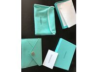 Tiffany & Co card holder /travel card