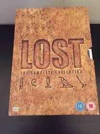 Lost full series box set