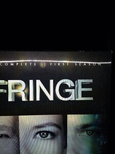 Fringe complete first season DVDs  London Ontario image 2