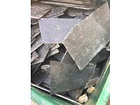 Free roof slate