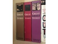 Excellent Great horror stories collection (3 books)