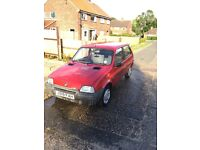 Rover metro 1.1 quest edition low mileage 37000