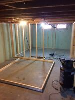 Full Basement and Home Renovations .