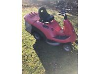 Ride on mower Honda 1211