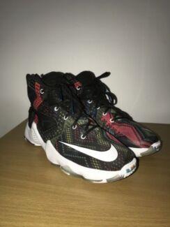 Nike LeBron 13 XIII BHM