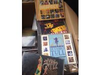 Jethro Tull CDs Rock Blues POP collection