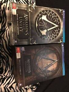 PS4 Collectors Edition Assasins Creed Syndicate and Unity Maitland Maitland Area Preview