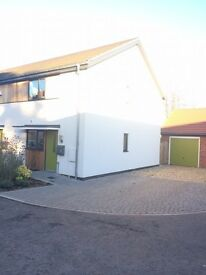 Modern Two Double Bedroom End of Terrace House in Cul-de-sac