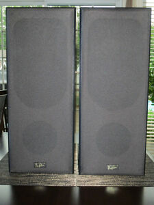 ACOUSTIC PROFILE SPEAKERS PSL 7.5  (REDUCED)     moving sale