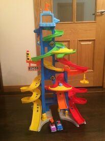 Little people skyway tower