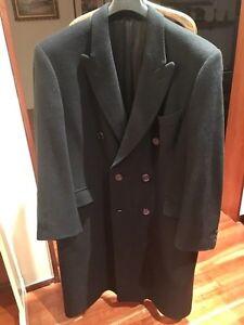 100% Pure Cashmere men's coat West Island Greater Montréal image 2