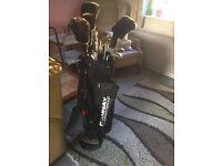 Donnay international golf clubs