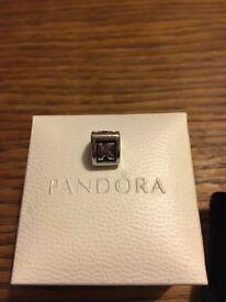 Genuine K Pandora Charm