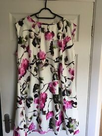 Size 20 Simply Be floral dress