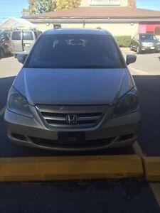 Honda Odyssey 2006 good condition ex l 647 705 7739