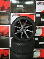 Golf Cart Wheel and Tire Combo  FREE SHIPPING