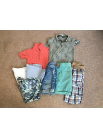 Boys 2-3 summer bundle