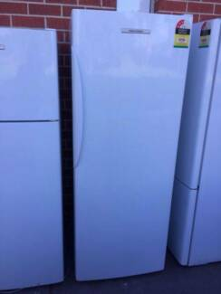Like new upright 388 liter fisher &paykel freezer only , can deli