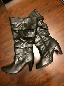 Size 12 women's shoes and boots