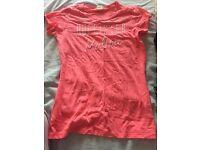 Ladies Hollister t-shirt