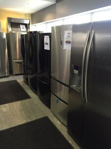 SCRATCH & DENT APPLIANCES FRIDGES FREEZERS STACKABLE OTR & MORE