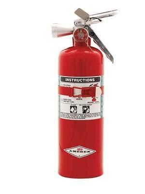 Amerex B386t Fire Extinguisher 5bc Halotron 5 Lb.