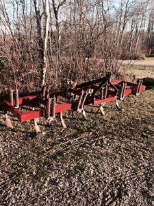 11' Three point hitch cultivator Regina Regina Area image 1