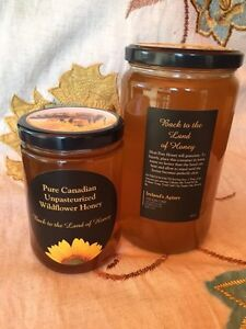 Fresh local honey Peterborough Peterborough Area image 2