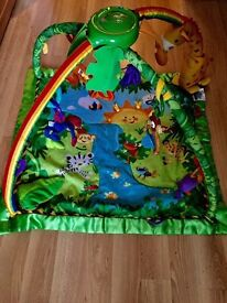 Fisher price rainforest mat. Free local delivery