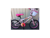 Apollo Roxie 16 girls bike