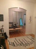 2 Bedroom Apartment for Rent near Peel and Sherbrooke