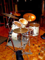 DRUMS LUDWIG 1968