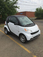 2010 Smart Fortwo Pure, only 42987 km