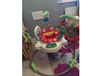 Fisher Price Rainforest Jumperoo